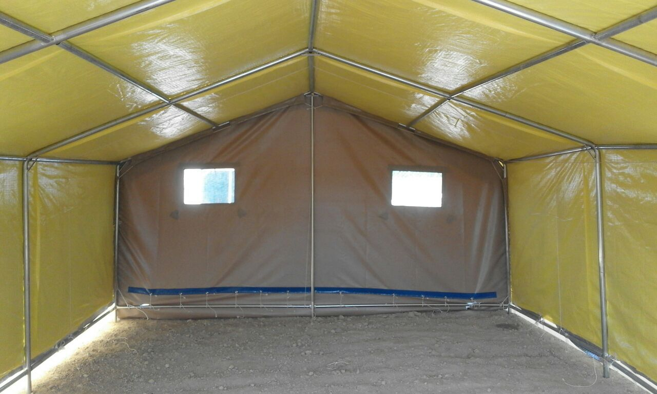 Tents for Beekeepers, Watchmen and Shepherds