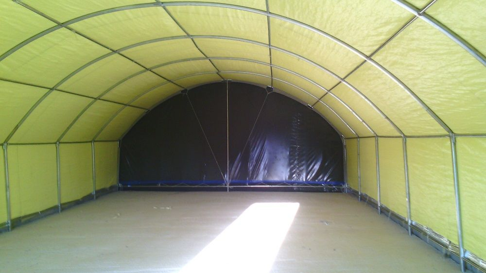 Mushroom Tent with Vertical Side Model & Güney Grupsan - Sektöründe Lider | Mushroom Tent with Vertical ...